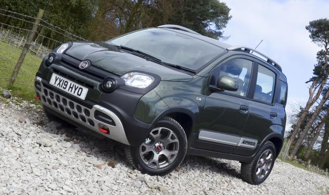 Fiat Panda Cross 4x4: Cross purposes