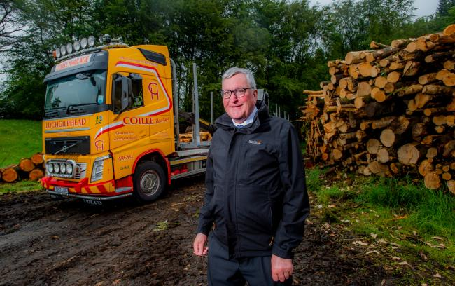 Cabinet Secretary for the Rural Economy, Fergus Ewing MSP.