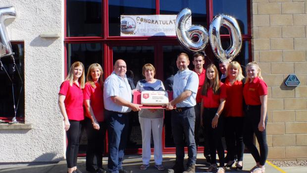 Forestry Journal: The Ferguson family celebrates 60 years in business.