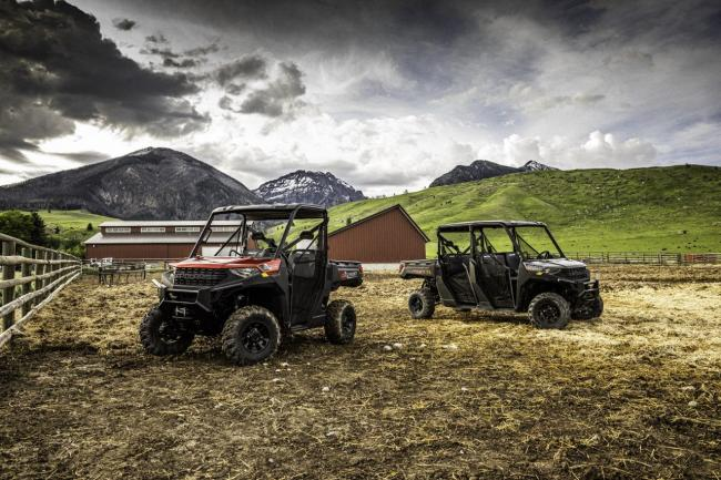 Polaris marks 65th anniversary with off-road lineup