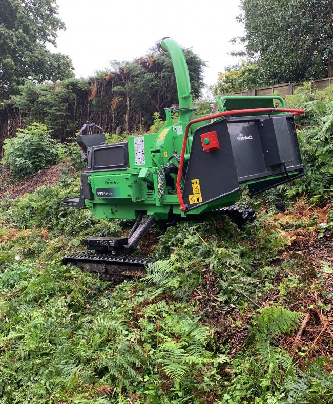 "GreenMech chipper a ""game changer"" for firm"