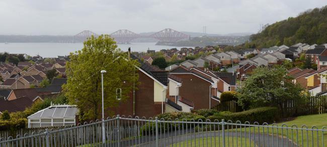 Dalgety Bay residents in the dark over hanging trees
