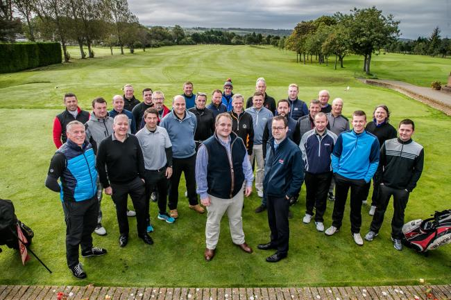 SPOA scores a hole in one for charity