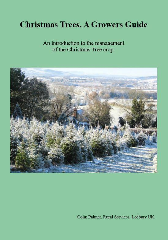 Forestry Journal: Colin published Christmas Trees – A Grower's Guide in 2016.