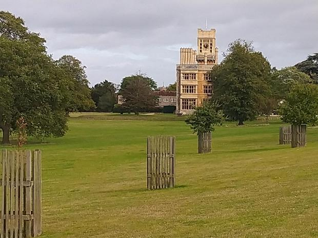 Forestry Journal: Shuttleworth College in Old Warden Park.