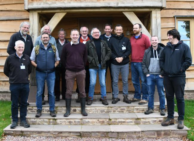 Welsh borders the focus for Irish forestry tour