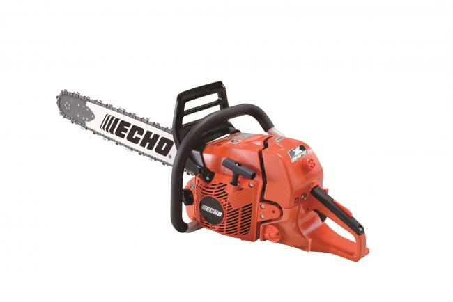 New low-emission chainsaw from ECHO