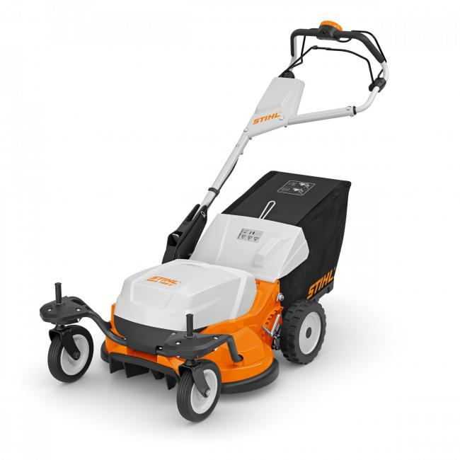 Stihl expands mower range