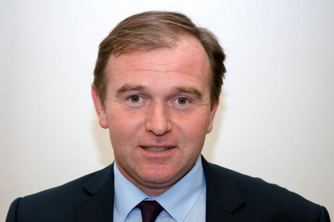 Secretary of State for Environment, Food and Rural Affairs, George Eustice.