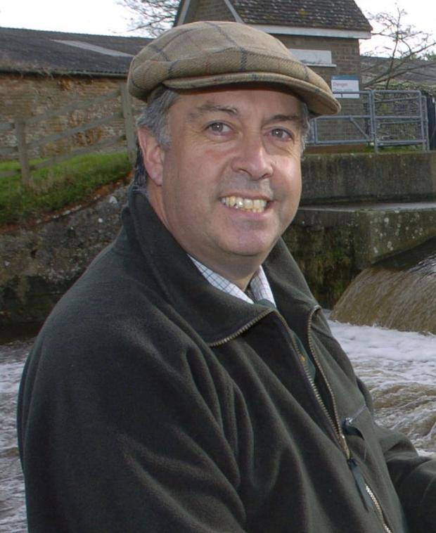Forestry Journal: Charles Dutton, fellow of the ICF and chairman of the Frome, Piddle and West Dorset Fisheries Association.