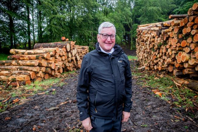 Additional £1 million allocated for Scots timber transport projects