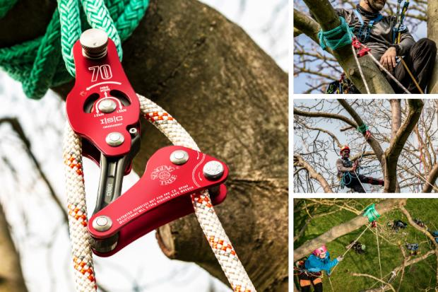 Equipment spotlight: ISC Singing Tree rigging rope wrench