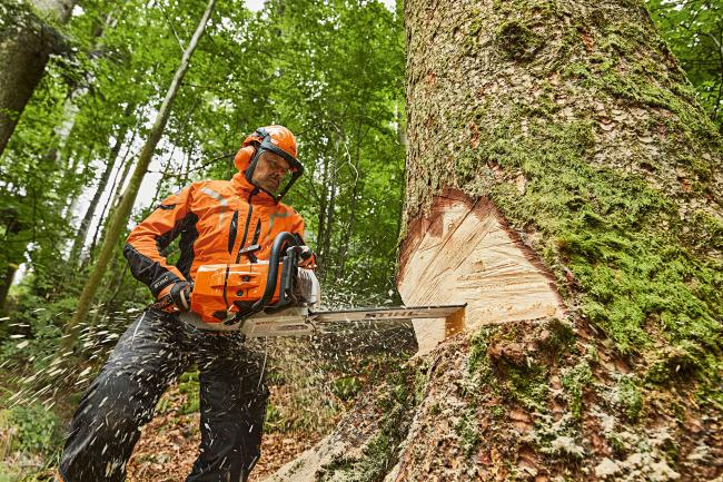 Stihl launches MS 881 chainsaw