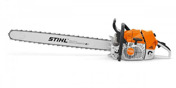 Forestry Journal: Stihl's new MS 881 chainsaw.