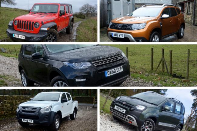 4x4 guide: top SUVs for forest work