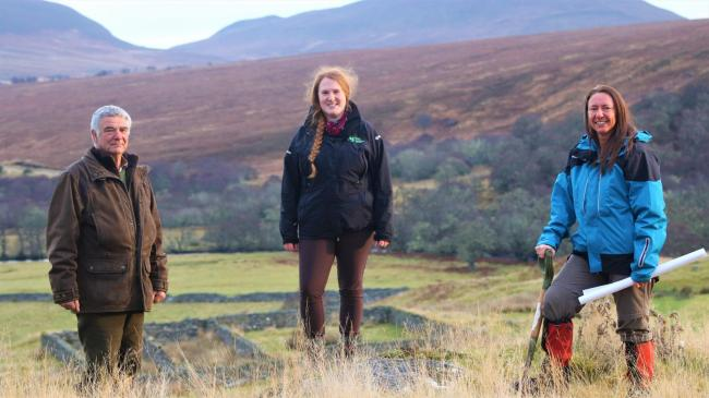 Farmer to grow largest woodland approved by Scottish Forestry this century