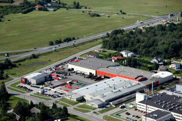 Forestry Journal: The Fors MW factory is designed for short series production. It is located in Saue, 15 km from Tallinn in Estonia.