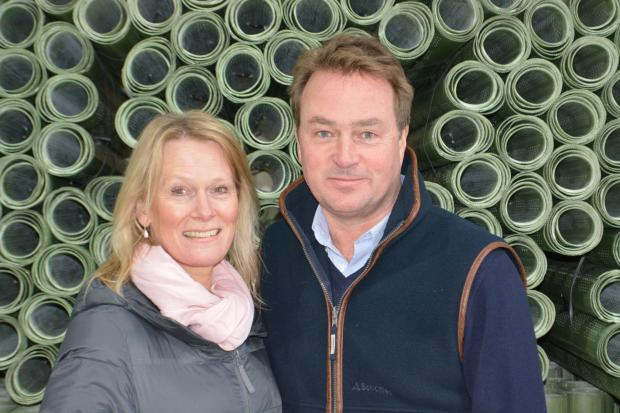 Forestry Journal: Andrew and Zoe Henderson.