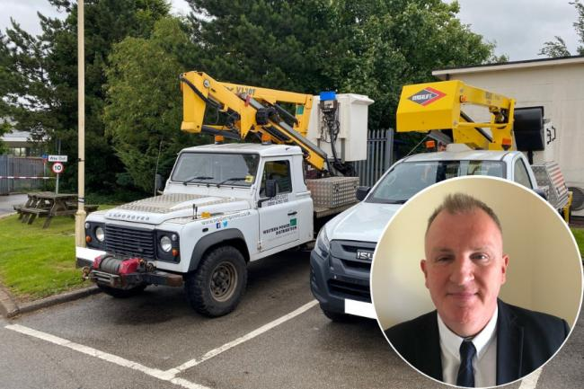 New service manager for Versalift UK