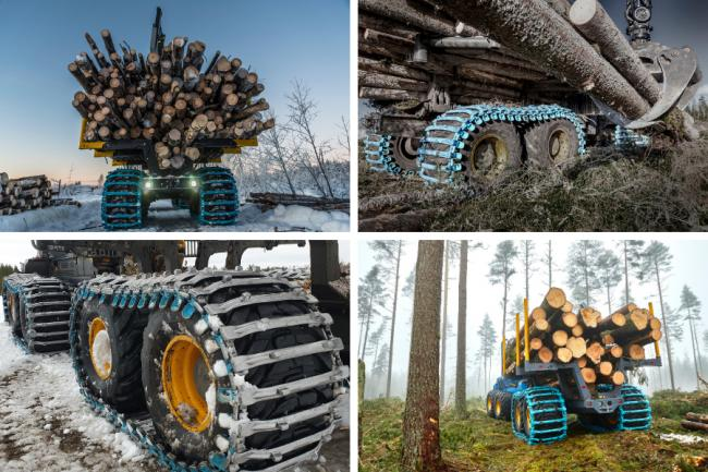 On the right track: how high-performance steel makes forestry operators climate-smart